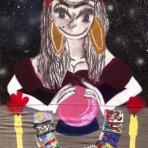 Exposición ¡Bienvenidos al circo!, de María Domínguez