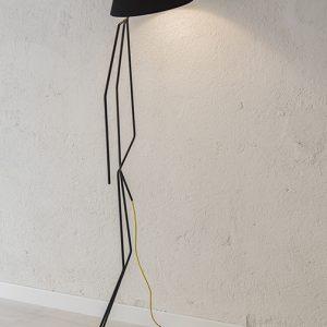 Lámpara 'Meón'. Exposición Diseño + Artesanía